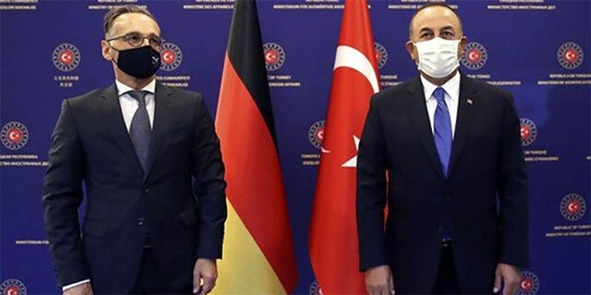 ترکیه گفتگو با یونان را پذیرفت