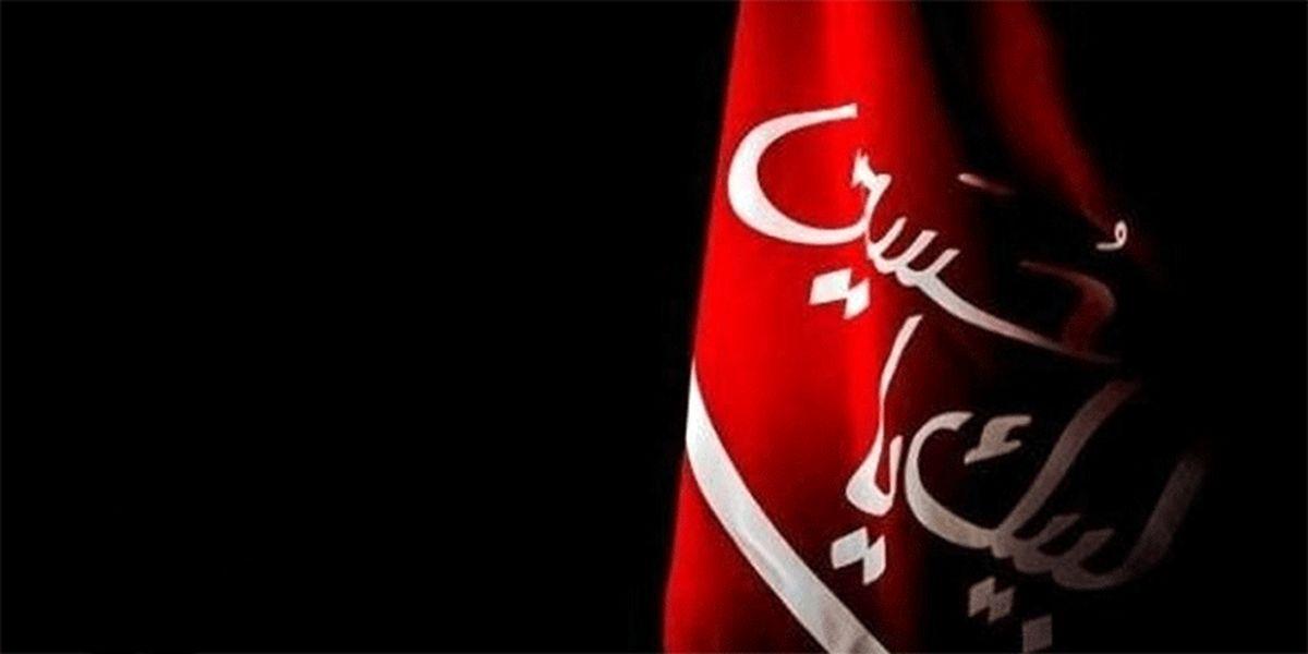 عکس: سردار حاجیزاده و سردار اشتری در مراسم روضه