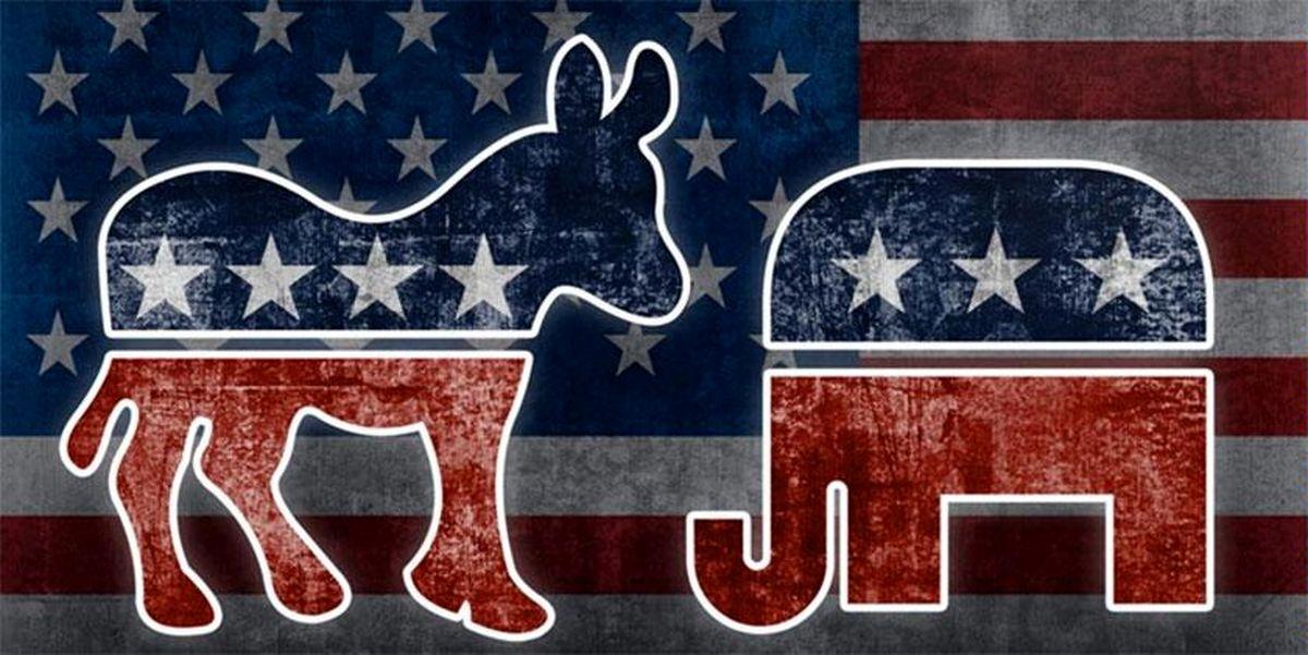بیشتر آمریکاییها معتقدند هر دو حزب منافع طلبند نه حامی مردم