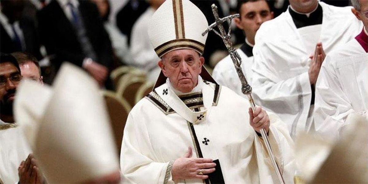 پاپ فرانسیس کرونایی شد؟