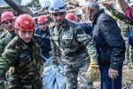 کشته شدن ۶۱ غیرنظامی کشته و ۲۸۲ زخمی در حملات ارمنستان