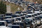 افزایش ۹.۷ درصدی ترافیک در محورهای کل کشور