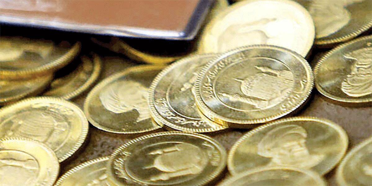 افزایش ۷۰۰ هزار تومانی قیمت سکه