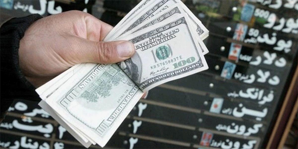 قیمت دلار ۲۸ آبان ۱۳۹۹ به ۲۵ هزار و ۸۲۰ تومان رسید