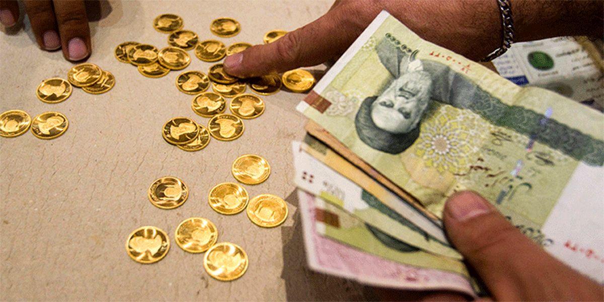 سکه ۱۱ میلیون و ۸۵۰ هزار تومان شد