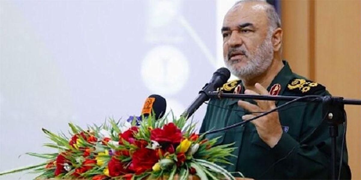ناقضان منافع مردم ایران نقطه امنی در سیاره زمین نخواهند داشت