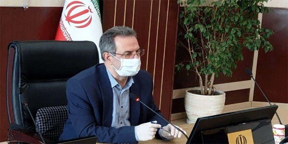 سیر نزولی پذیرش بیمارستانی بیماران کرونا در تهران
