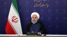 روحانی: به دلیل رعایت پروتکلهای بهداشتی به مجلس نرفتم
