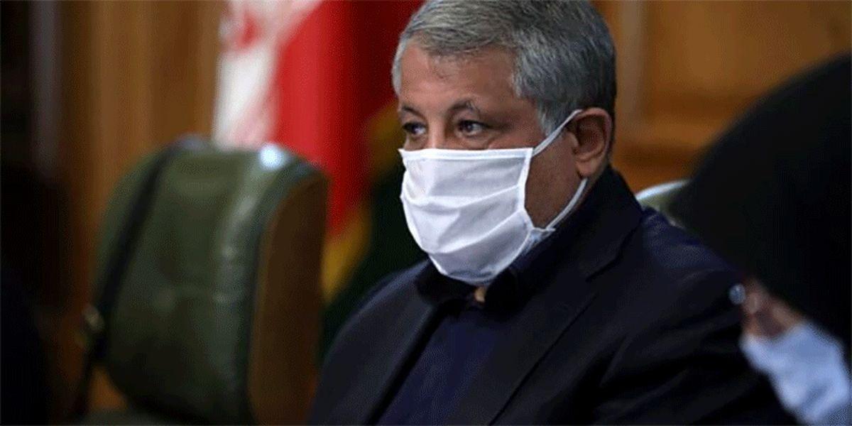 محسن هاشمی: امیدوارم کرونا دوباره تهران را آلوده نکند