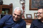 سریال جدید مهران مدیری کلید خورد