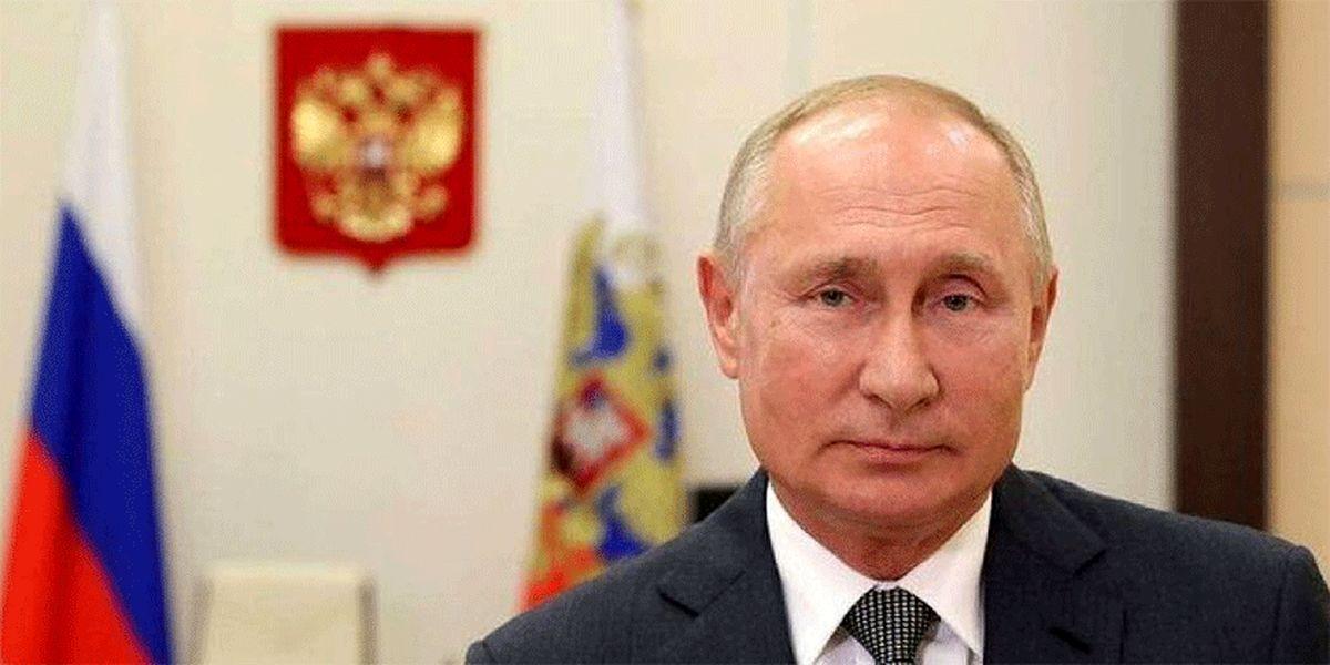 پوتین فرمان واکسیناسیون کرونا را صادر کرد