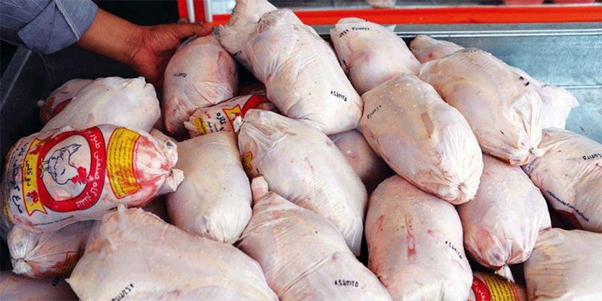 هر کیلو گوشت مرغ در میادین تره بار چند؟