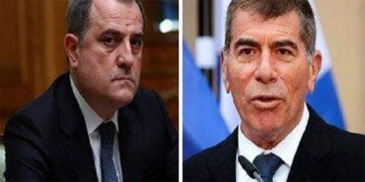 تماس وزیر خارجه آذربایجان با اشکنازی پیش از سفر به ایران