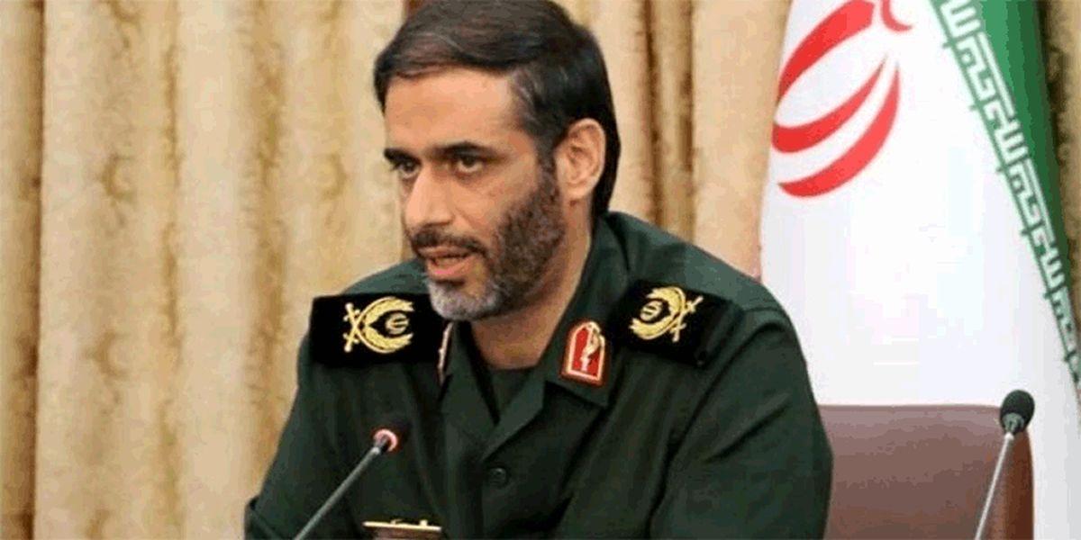 سردار محمد: قرارگاه خاتم بازوی اجرایی دولتهاست