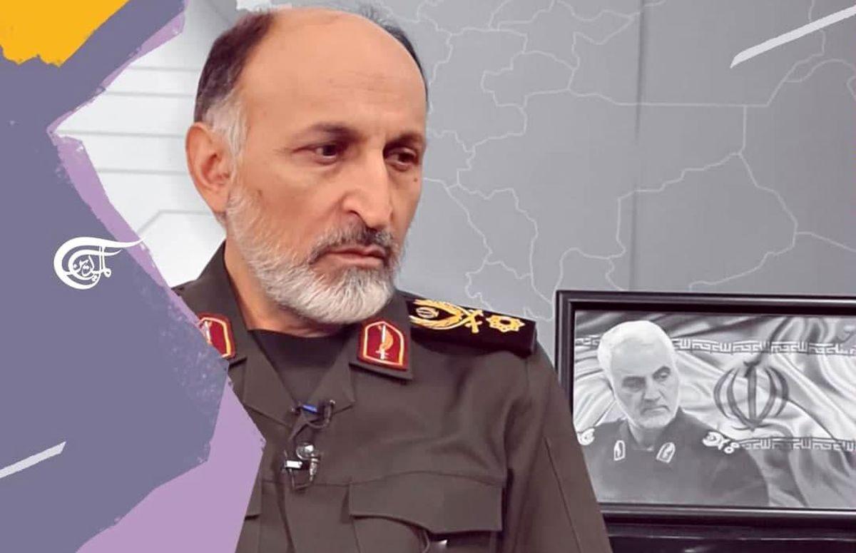 جانباز سرافراز سردار حجازی به شهادت رسید