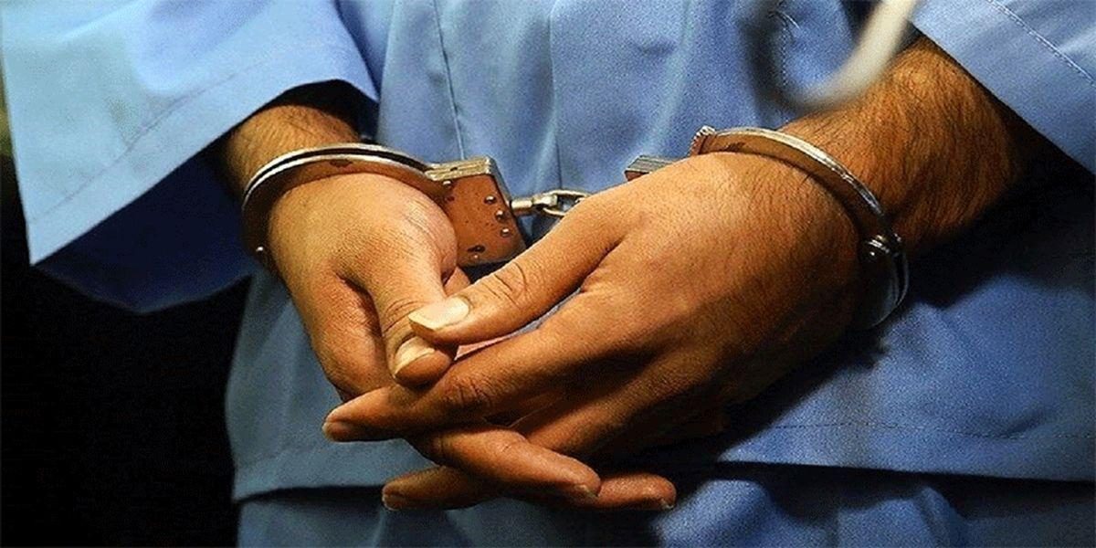 شهردار مراغه بازداشت شد