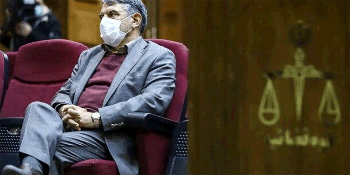 ششمین جلسه رسیدگی به اتهامات پوری حسینی