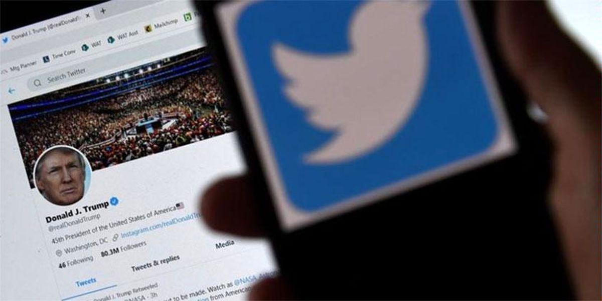 برچسب جدید توئیتر برای ادعای ترامپ درباره تقلب در انتخابات