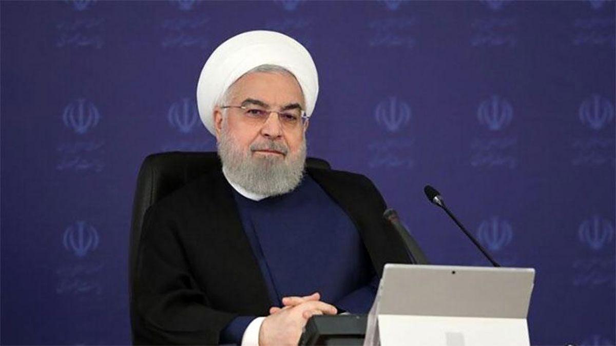 روحانی: شاهد تحولات مثبت در اقتصاد کشور هستیم