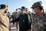 سلامی: اقدام متقابل در برابر تحرکات دشمن در دستور کار است