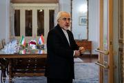 ظریف وارد ارمنستان شد
