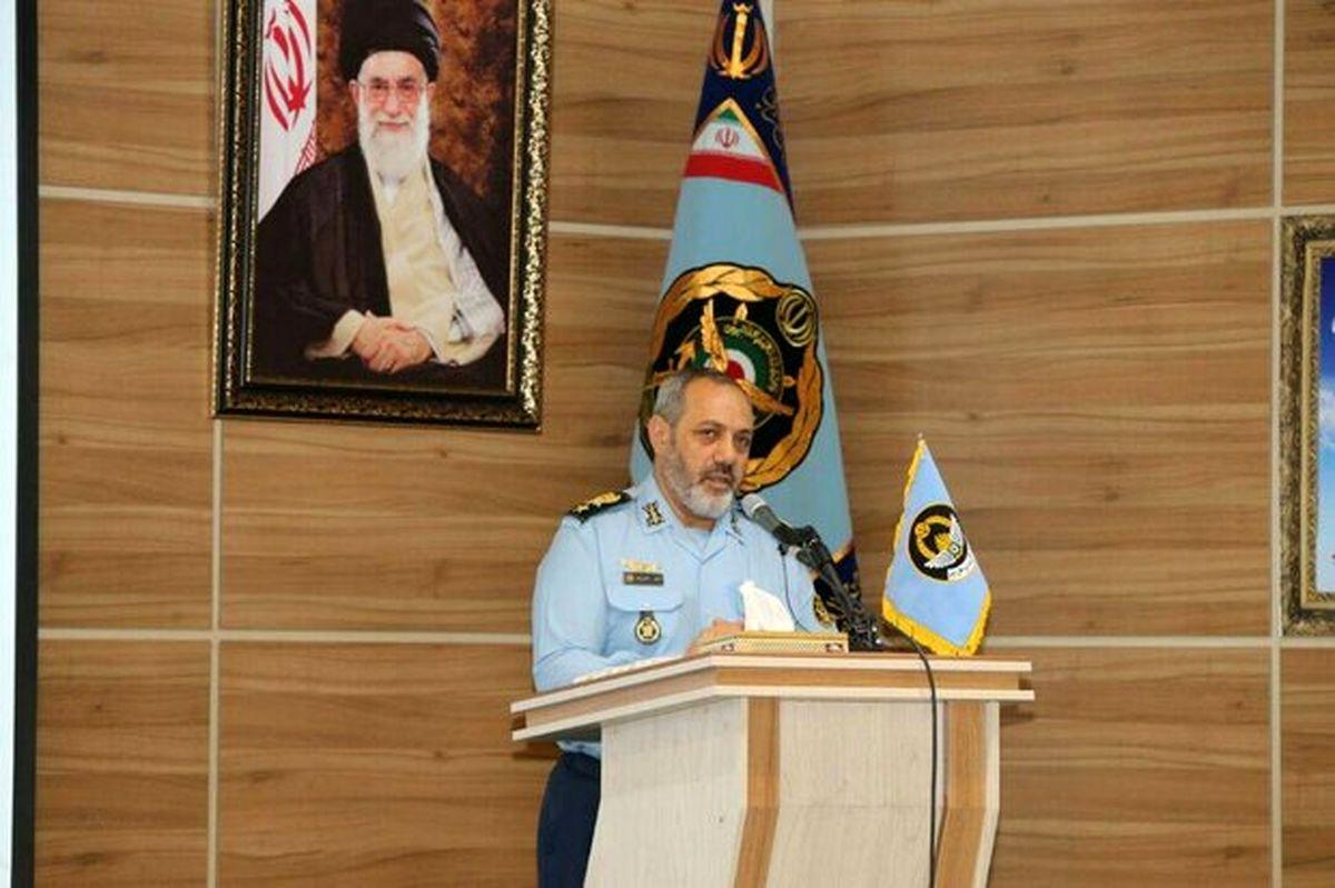 امیر نصیرزاده: سیاست ایران مقاومت فعال است
