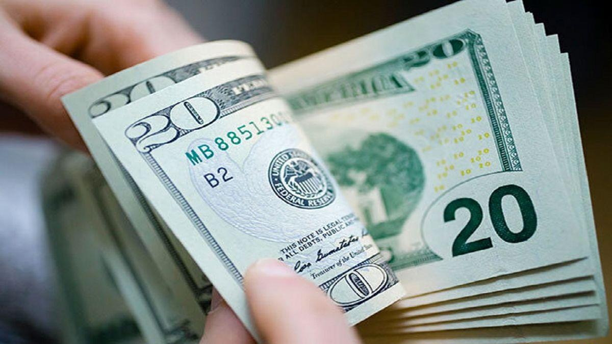 دلار ۲۲ هزار و ۶۵۰ تومان شد