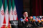 رونمایی از سیاست خارجهی رئیسی دربرابر خبرنگاران