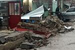 آخرین وضعیت منطقه زلزله زده «سی سخت»