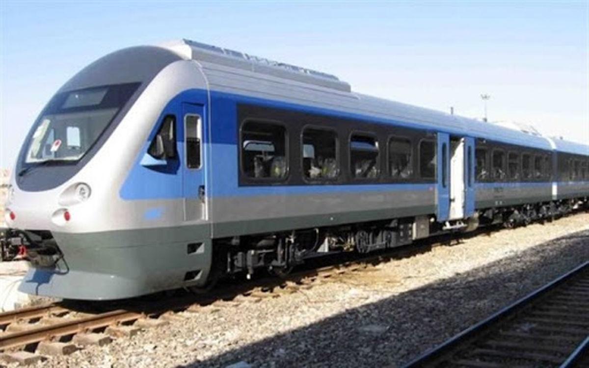 کاهش ۷۰ درصدی مسافران قطار در سال ۹۹/