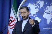 ایران هیچ تماس مستقیم و غیرمستقیمی با آمریکا نداشته است