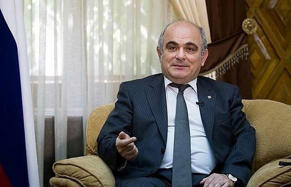 سفیر روسیه: تحریمهای دارویی اقدامی غیرانسانی و غیرقانونی است