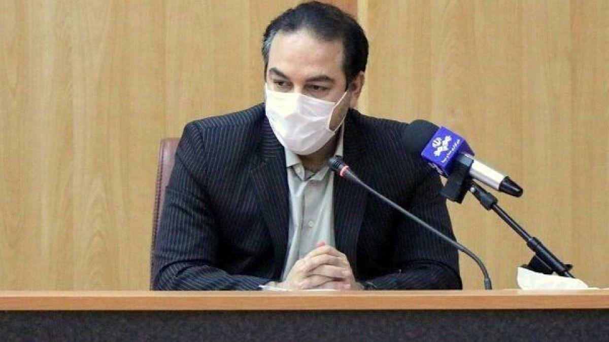 وضعیت شیوع ویروس انگلیسی در ایران