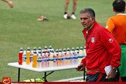 کیروش: میخواهم ایران را به عنوان چهارمین تیمم به جام جهانی ببرم