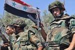 ارتش سوریه بخشی از یک میدان نفتی را از داعش پس گرفت