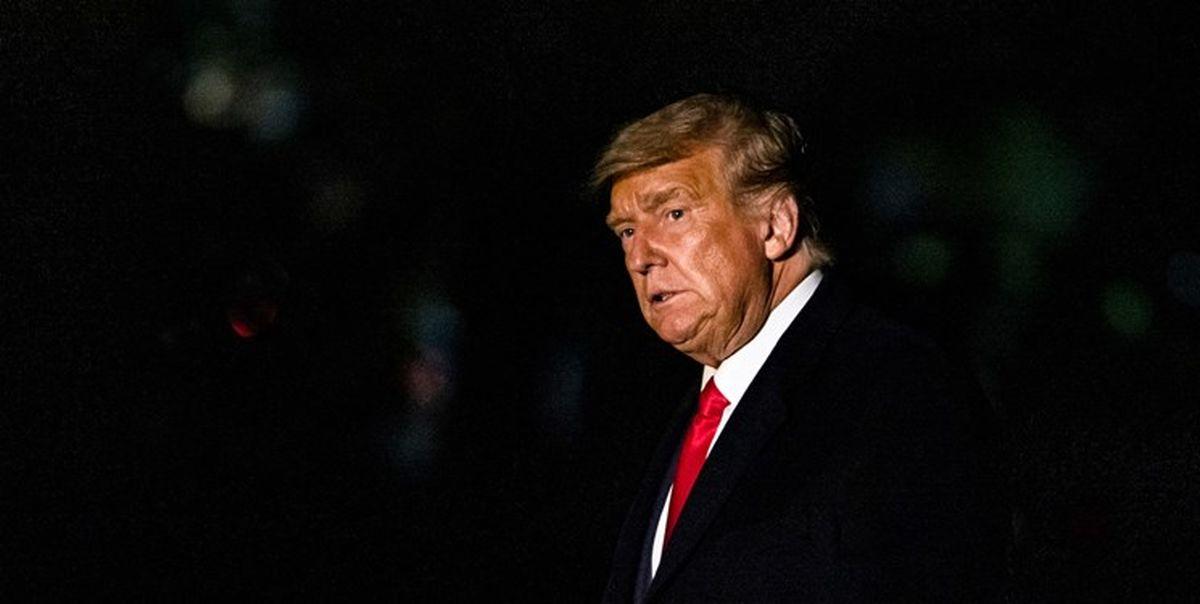 درخواست یک میلیون نفری در آمریکا برای محاکمه ترامپ در دادگاه