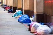 افزایش مرگ و میر بیخانمانهای انگلیسی در سال ۲۰۲۰
