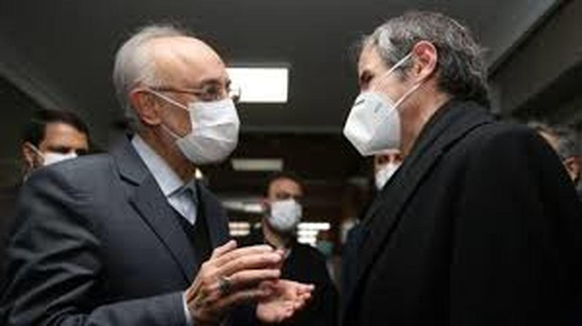 فیلم: گروسی به ایران آمده تا به نحوی مصوبه مجلس اجرا نشود