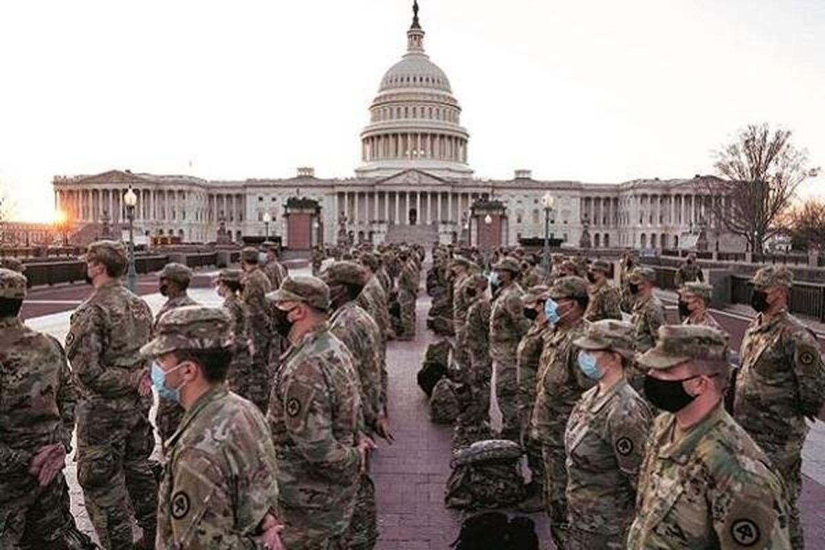 حکومت نظامی در واشنگتن