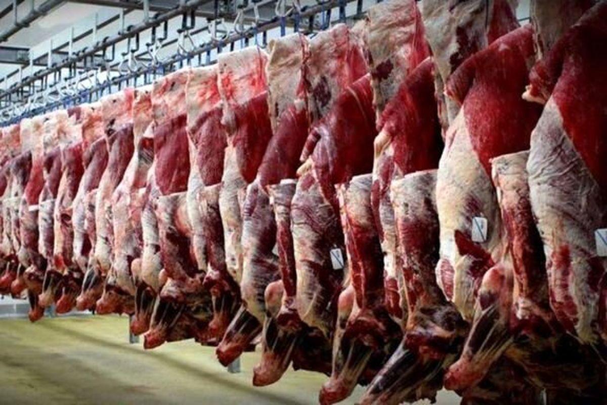پول نبود، ۳۲۰ تن گوشت ۷ سال در گمرک ماند!