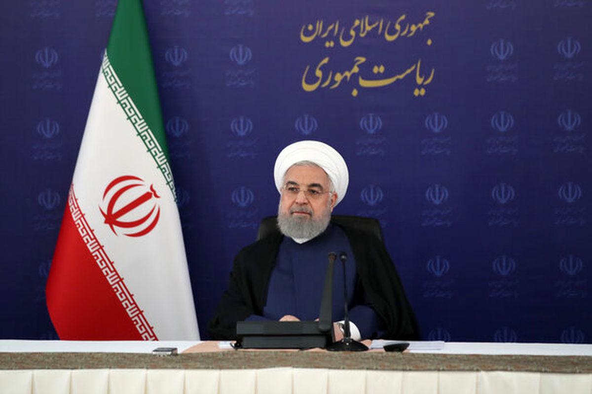 روحانی: ما حافظ برجام هستیم