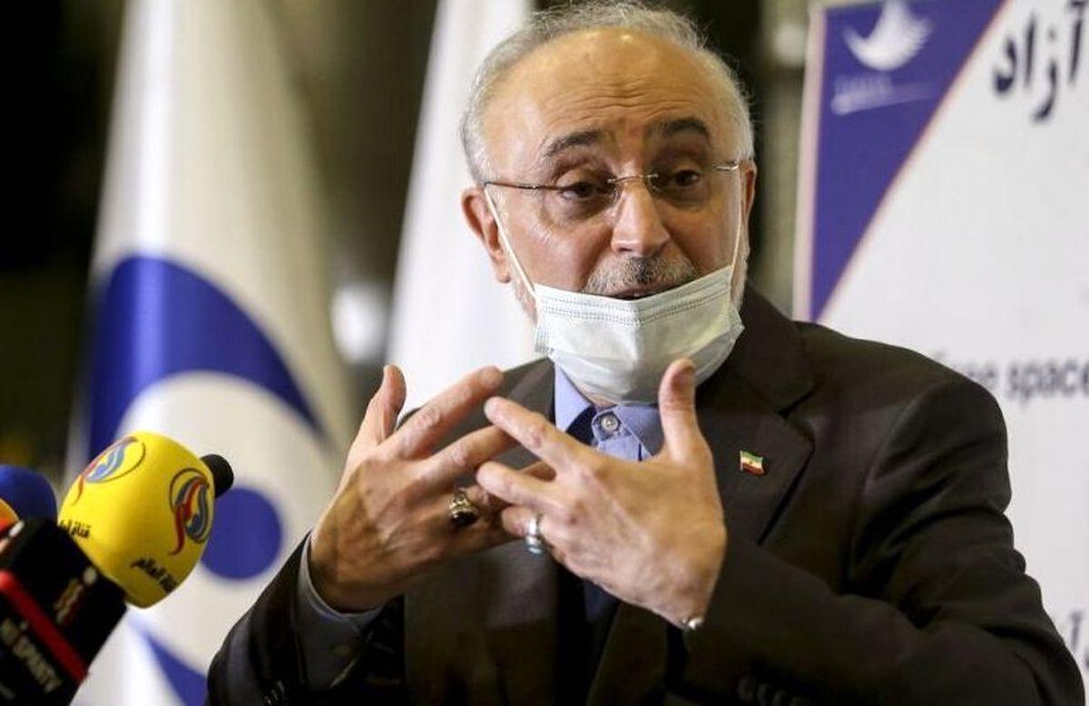 صالحی: مساله هستهای بهانه دشمنان برای اقدام علیه ایران است