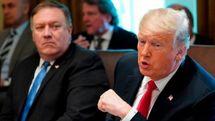 تحریم ترامپ و ۹ نفر از مقامات دولتش از سوی ایران