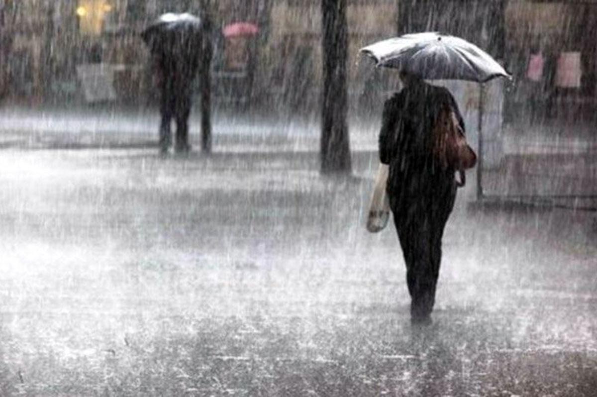 ورود سامانه بارشی به کشور از اواخر هفته