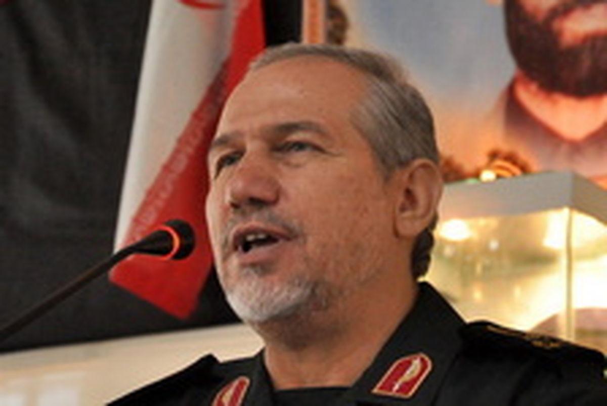 سرلشکر صفوی: سیاست های راهبردی ایران موجب شکست استراتژی آمریکا شد