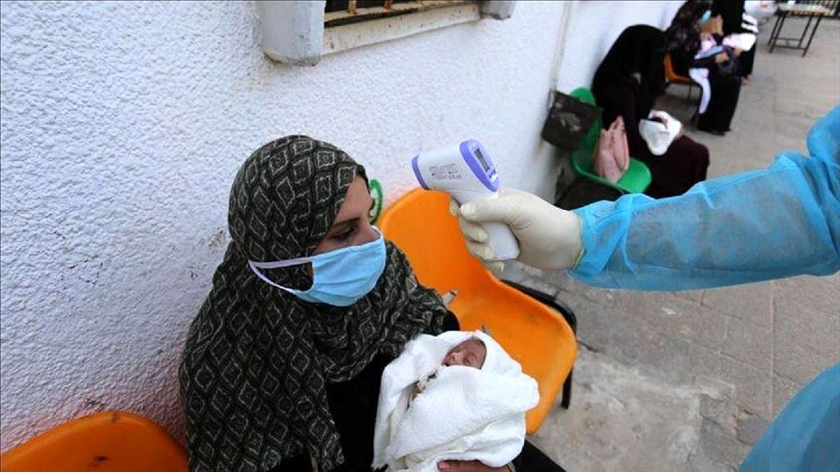 جلوی ورود واکسن به غزه گرفته شود!