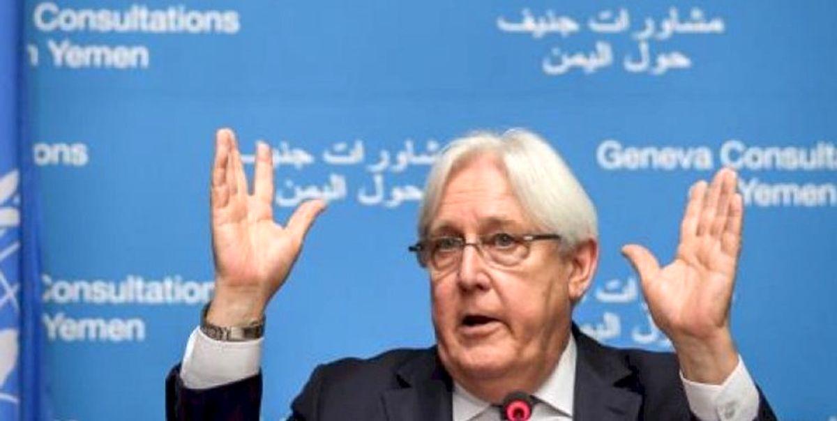 «گریفیتس»: مذاکرات یمنیها در اردن ناامیدم کرد