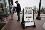 نیمی از آمریکایی ها در اماکن عمومی ماسک نمی زنند