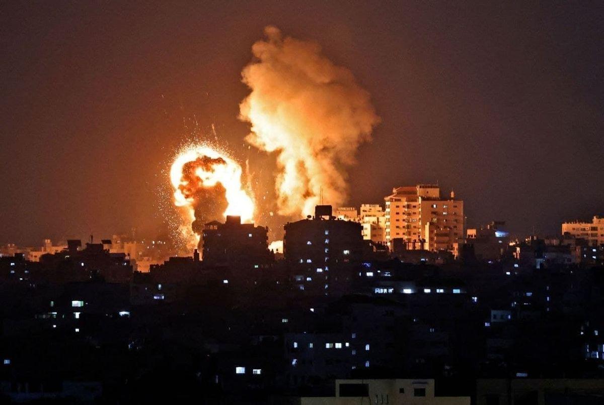 افزایش شمار شهدای تجاوز صهیونیستها به غزه به 26 نفر