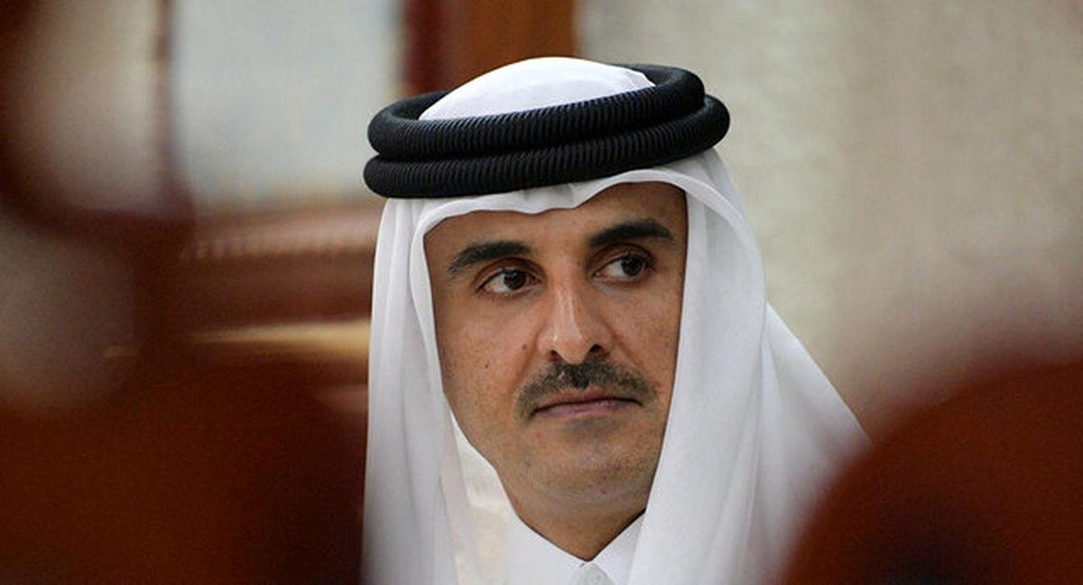 دعوت رسمی امیر قطر از رئیس شورای حاکمیتی سودان برای سفر به دوحه